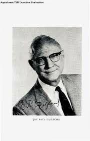 Teoría de la estructura del intelecto Joy Paul G.