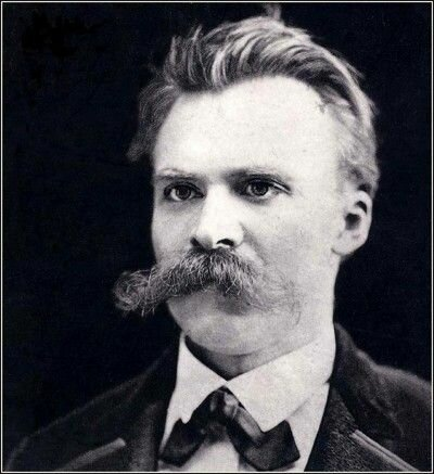 FRIEDRICH NIETZSCHE 1844 - 1900