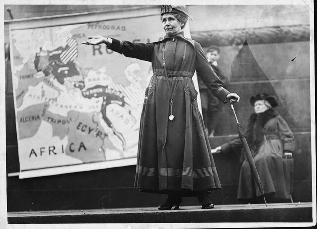 Emmelie Pankhurst.