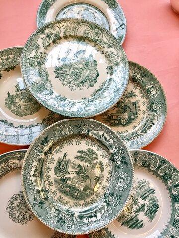 La porcelana