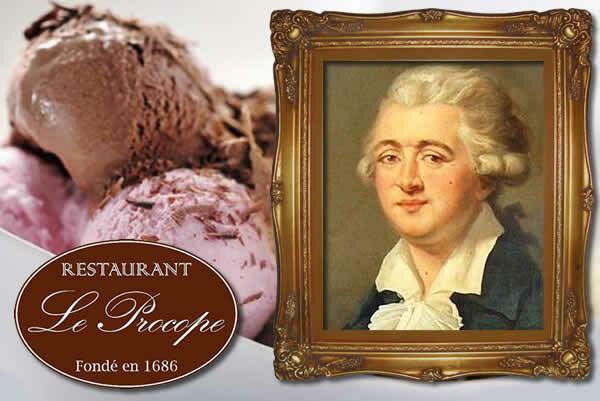Se inventa el helado