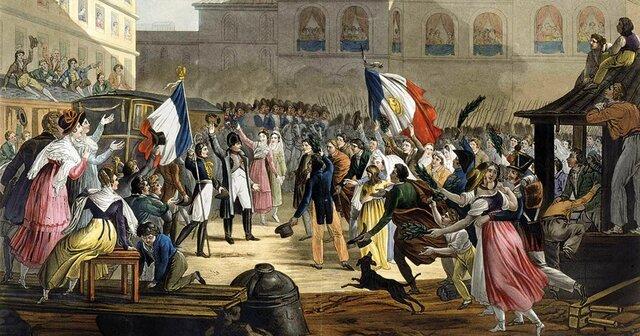 El Imperio Napoleónico.