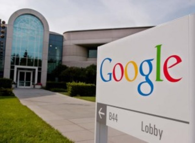 Google se muda a Mountain View