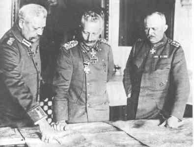 La formación de alianzas previas a la I Guerra Mundial.