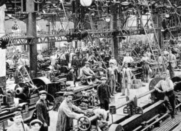 Segunda Revolución Industrial y el Gran Capitalismo