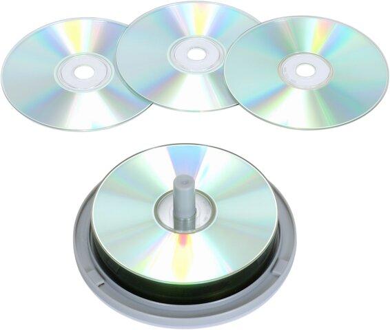 Comercialización de los CD