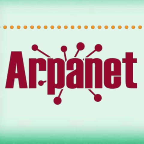 Creación de la red ARPANET