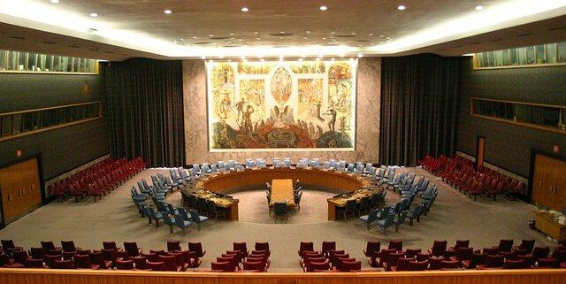 Vote par l'ONU de la résolution 687 contre la production d'armes de destruction massive en Irak