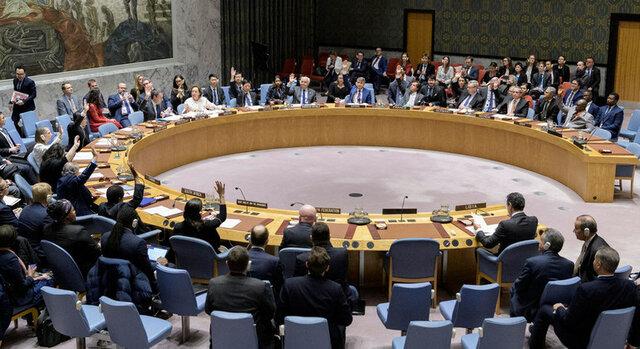 Vote de la résolution 1441 par l'ONU