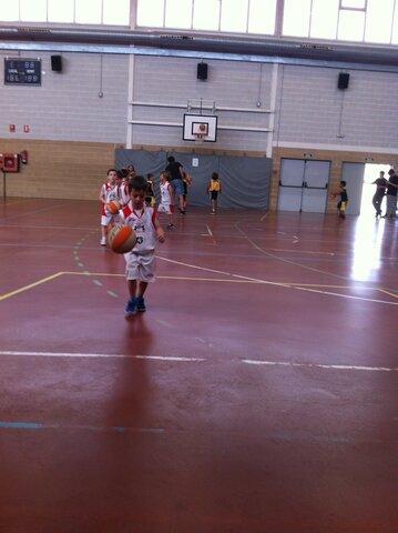 Vaig començar a jugar a bàsquet