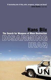 Rendu du rapport sur les armes de destruction massive irakienne par la COCOVINU