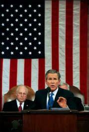Discours sur l'état de l'Union par Georges W. Bush