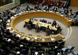 Utilisation par la France et la Russie de leur droit de véto au conseil de sécurité de l'ONU lors du vote pour une intervention en Irak