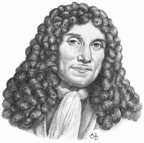 А.ван Левенгук