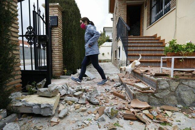 Terratrèmol Granada (Climàtic)