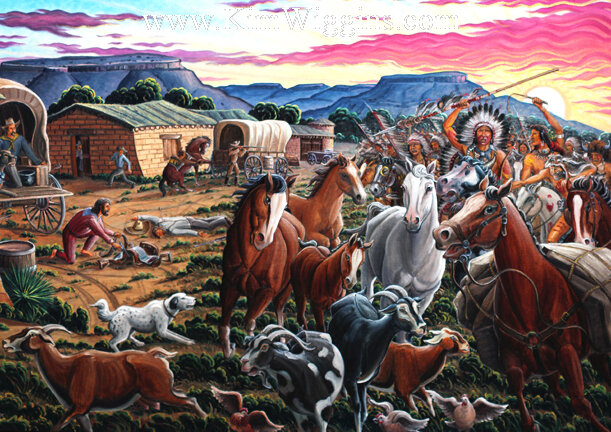 The Second Battle of Adobe Walls