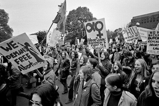 Roe v. Wade and the legalization of abortion in the United States