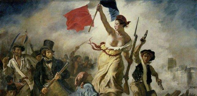 Inicio de la Revolución francesa
