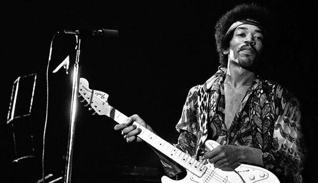Goodbye to Big Three: Hendrix, Elvis and Chaplin