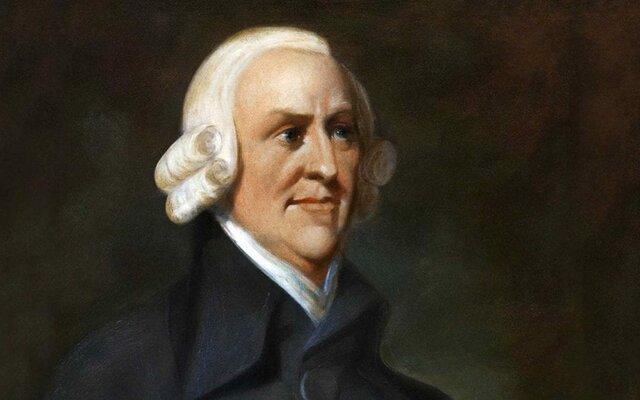 Liberalismo económico, Adam Smith