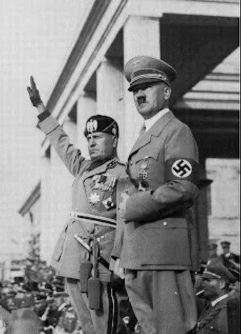Crisis de la democracia y ascenso del fascismo