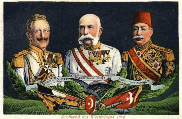 Pacto de la Triple Alianza (Alianzas previas a la primera Guerra Mindial)