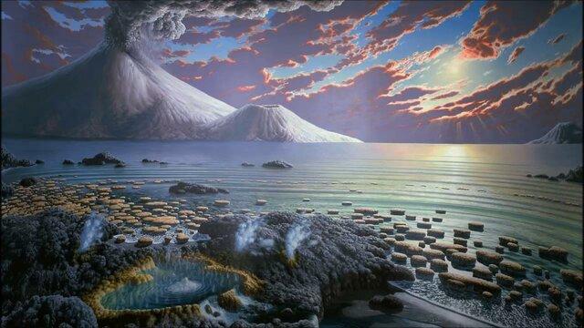 Era Arqueana 3500 millones A.C