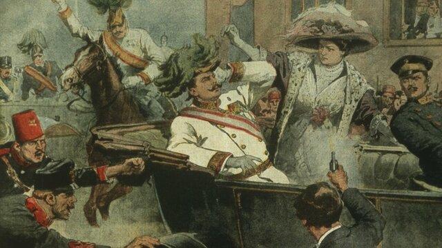 Crisis internacionales previas a la primera guerra mundial