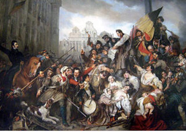Triunfo del Nacionalismo. Grecia, Bélgica, Italia y Alemania.