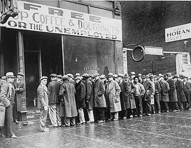 Crisis del modelo capitalista (felices 20 y crack)
