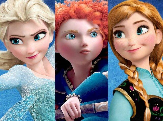 Obsessió amb Brave i Frozen