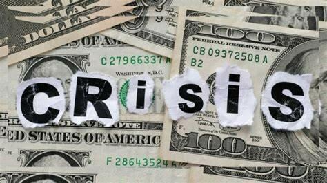 La crisis econòmica