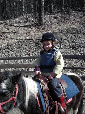 Prima volta a cavallo