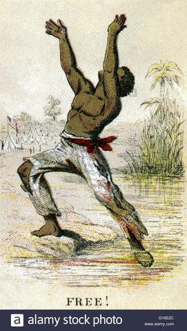 La abolición de la esclavitud.