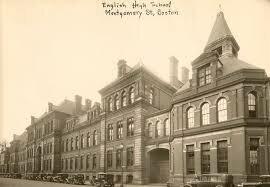 First public high school in the U.S.