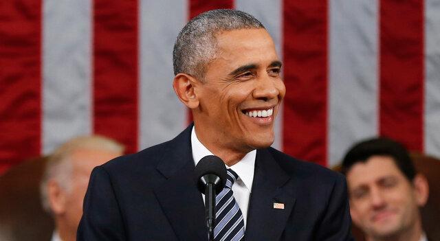 Barack Obama es converteix en president dels Estats Units