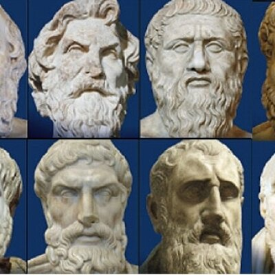 The Classical Philosophers and their Philosophies timeline