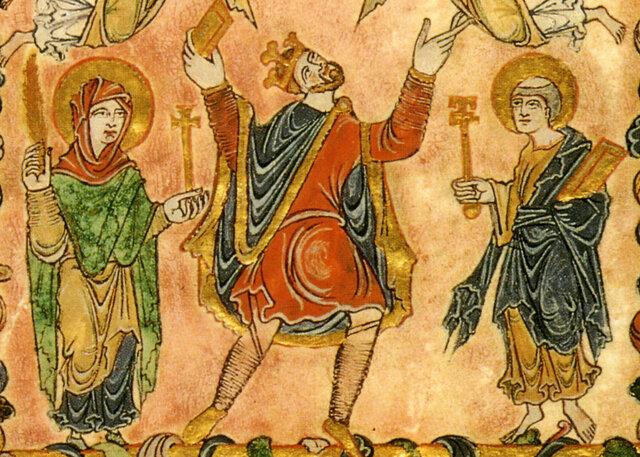 ANGLO-SAXON 450-1066 (Old English Period)