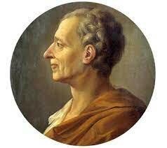 Montesquieu publica el Espiritu de las leyes