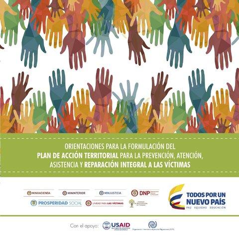 Creación de la Agencia Presidencial para la acción social