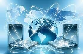 Ordenador conectado a internet