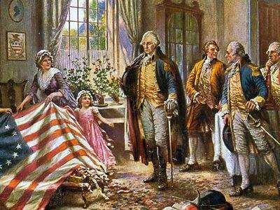 Declaración independencia los EEUU