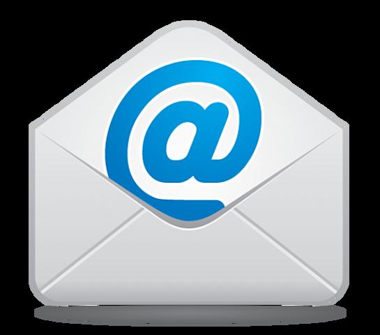 Primer programa para enviar correo electrónico.