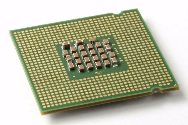 Era del microprocesador.