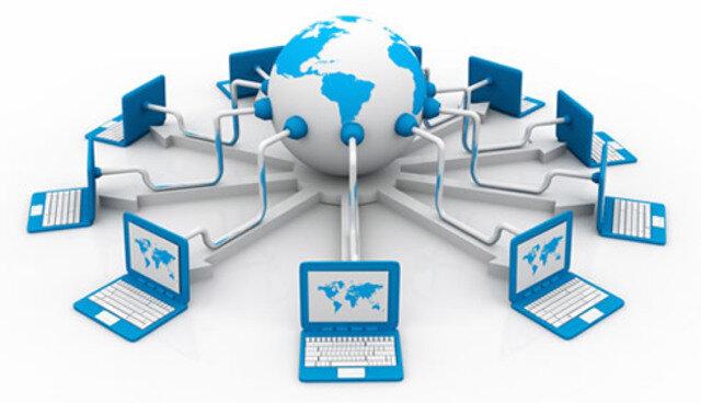 Desarrollo del protocolo de Internet TCP/IP.