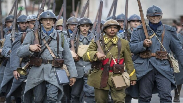 La I Guerra mundial