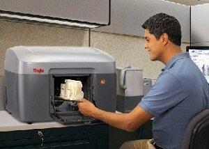 Comercialización de las impresoras 3D.