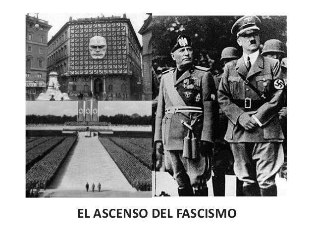 Crisis de la democracia y el ascenso de los fascismos