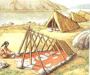 MESOLÍTICO (40.000 A.C - 10.000 A.C)