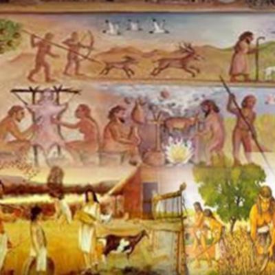 LA ADMINISTRACION EN LAS DIFERENTES ETAPAS DE LA HISTORIA timeline